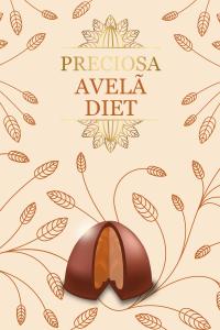 trufa de avelã - preciosa diet