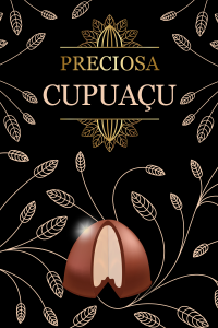 trufa de cupuaçu - preciosa