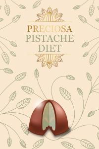 trufa de pistache - preciosa diet