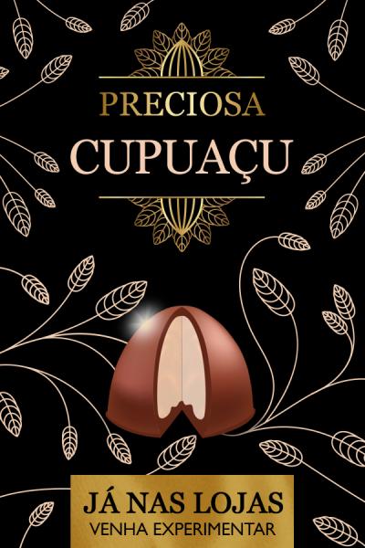 trufa cupuaçu - preciosa