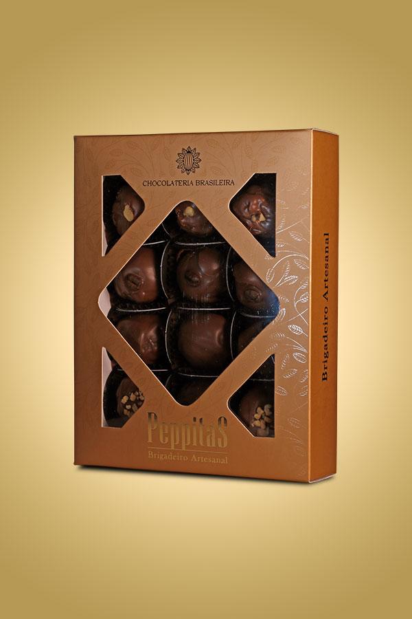 brigadeiro gourmet - Chocolateria Brasileira