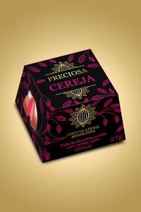 Trufa de cereja - Chocolateria Brasileira