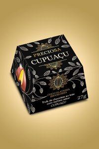 Trufa de cupuaçu - Chocolateria Brasileira