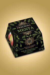 Trufa de menta - Chocolateria Brasileira