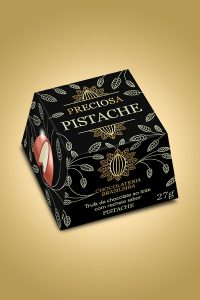 Trufa de pistache - Chocolateria Brasileira