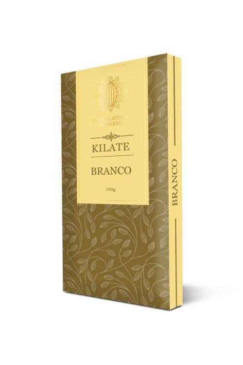 kilate - barra de chocolate ao leite - chocolateria brasileira