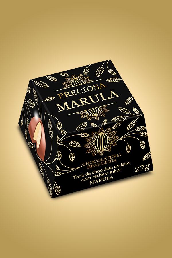 Trufa de marula - Chocolateria Brasileira
